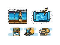 ELearning Illustrations