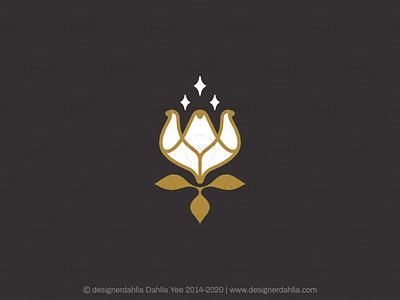 Elegant Flower Letter Y Logo florists logo flower shop logo letter logo initials branding brand identity logo design letter mark logos lettermark floral letter y letter y logo elegant letter y letter y flower
