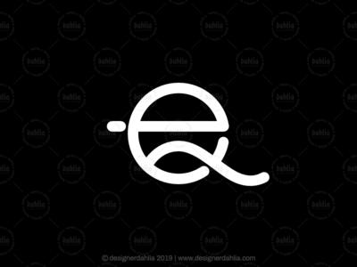 Letter EQ Logo