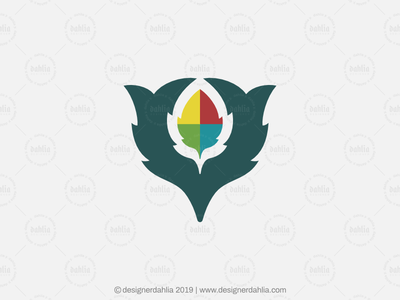 Letter Y Leaf Logo green logo letter y logo logo for sale logoground letter mark logos initials brand identity branding nature logo lettermark letter logo letter y leaf logo design