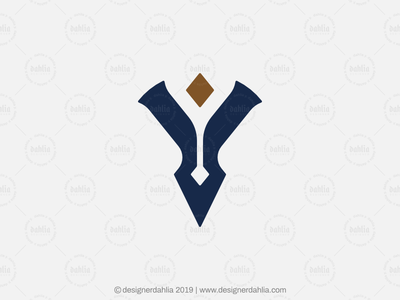 Elegant Letter Y Logo