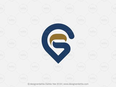 Letter GS Logo
