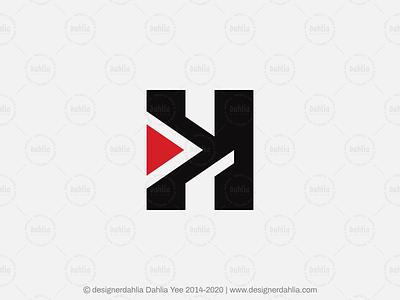 Letter H Arrow Logo architecture logo branding letter h arrow construction logo technology logo logo for sale letter logo letter mark logos brand identity monogram initials logo design lettermark letter h logo