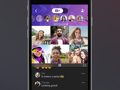 Airtime Group Video Chat