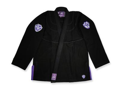 AK Purple jiu jitsu fashion product design product kimono