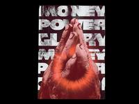MONEY POWER GLORY Poster