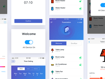 Home Automation assistant App