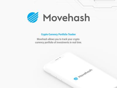 Movehash Logo design