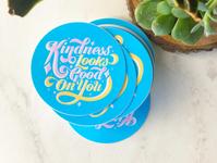 Kindness Stickers