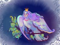 Gamayun prophetic bird