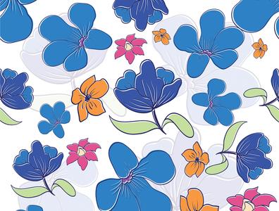 floral pattern vector pattern art cute pattern flower pattern flower illustration pattern art design illustration
