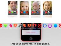 Lifecard Website Design