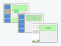 Storefront CMS Flows