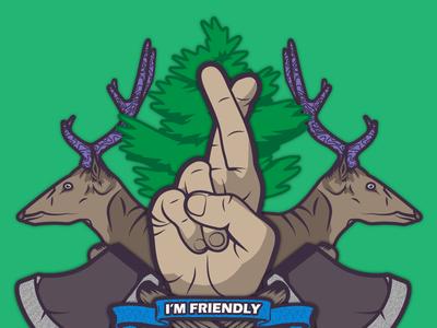 Rust - I Promise I'm Friendly