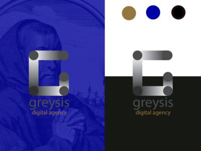 Logo for the digital company