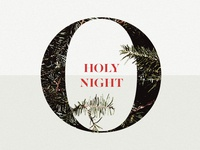 O Holy Night — Merry Christmas