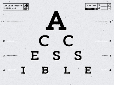 Accessible By Design - Article