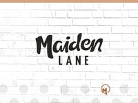 Maiden Lane Church - Logo