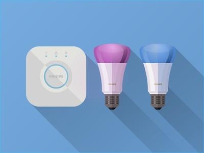 Gadget series: Philips Hue bridge and Ambience lighting