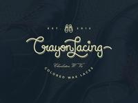 Crayon Lacing Logo