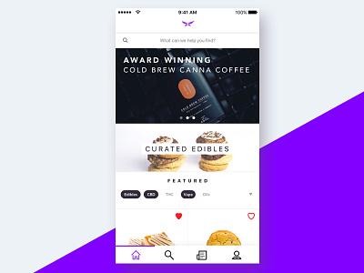 Product Finder App product finder app mobile ux ui