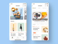 Food Shopping App