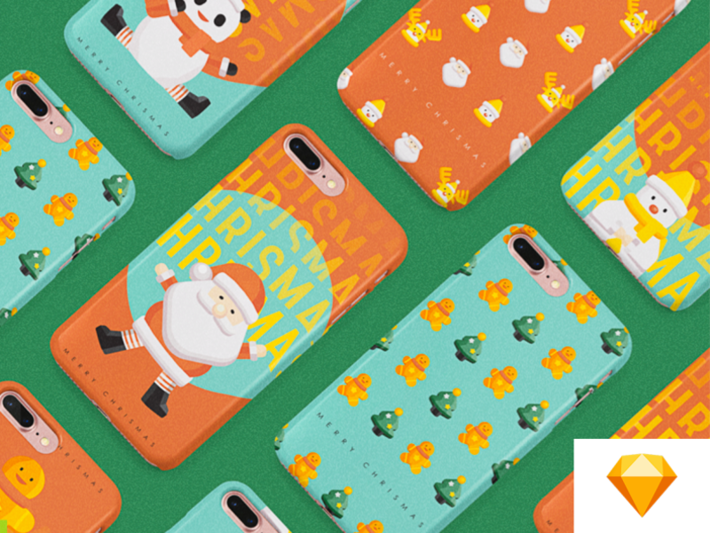 Download Christmas Freebie | Wallpaper | Phone case | Poster