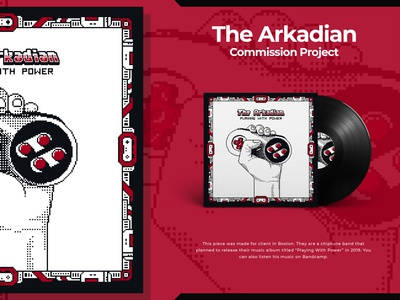 Album Art - The Arkadian