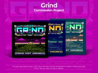 """Commission Project - Album Art """"Grind"""""""