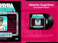 Album Art - Warrin Suprime