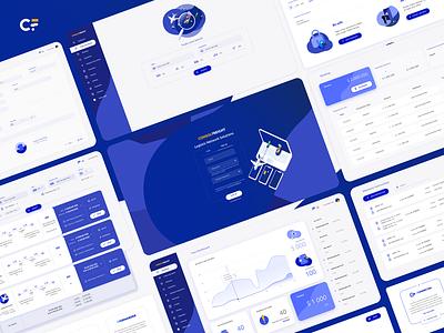 Consol Freight Platform platform graphic  design ui ux design ui ux ui