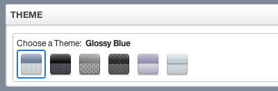 Mobile Theme Icons