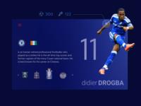 User Profile - Football edition