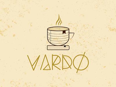 Caffee book shop logo design shop logodesign illustrator branding design brand caffe shop design logo