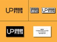 Urban Pista Logo Design