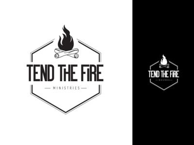 Tend the Fire Logo