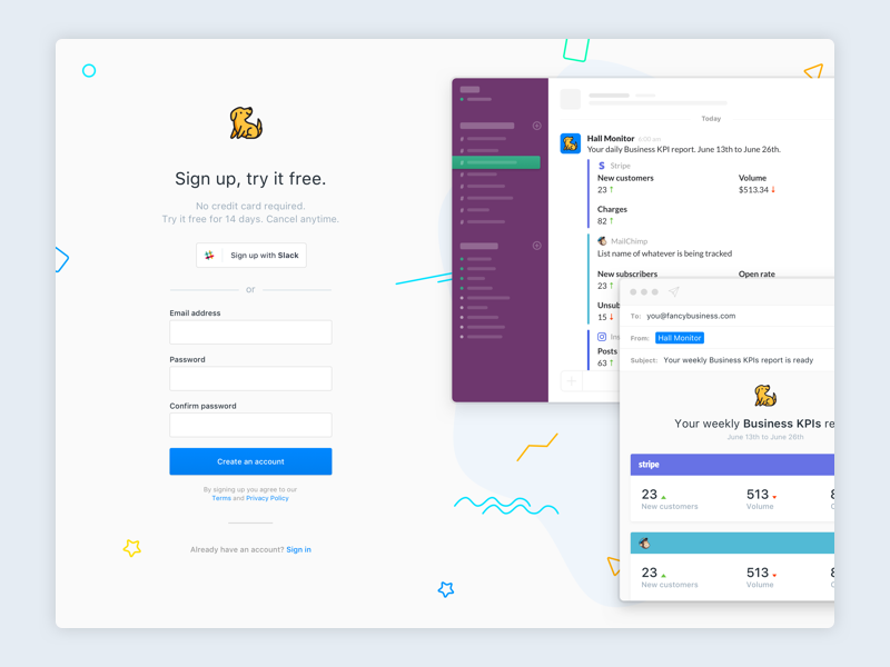 Sign up  dribbble