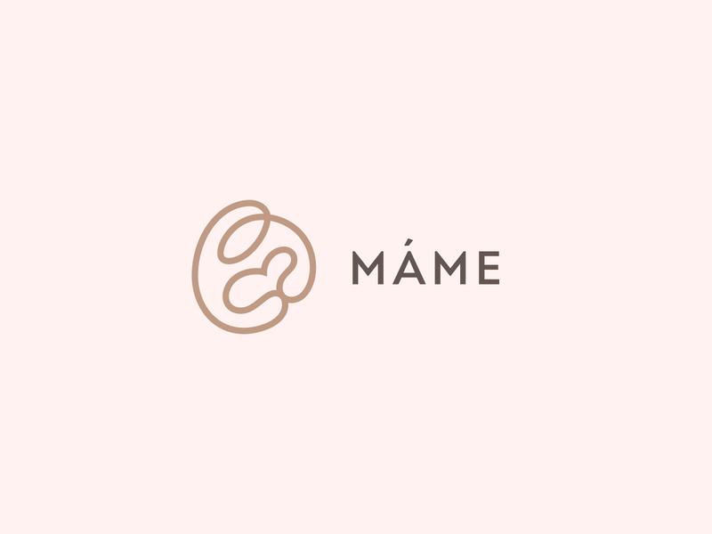 """""""Mame"""" logotype"""
