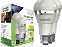 LED Safetly Light Package Design