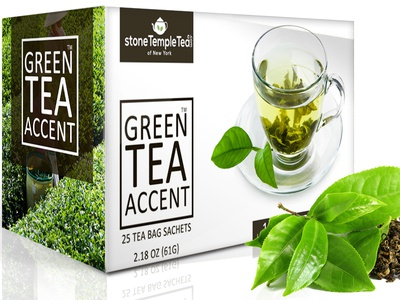 Green Tea Package Design