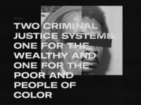 Broken? Project - Two Justice Systems lesson teachers teacher education learning chapters design website non-profit
