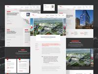 A/E/C Firm Website