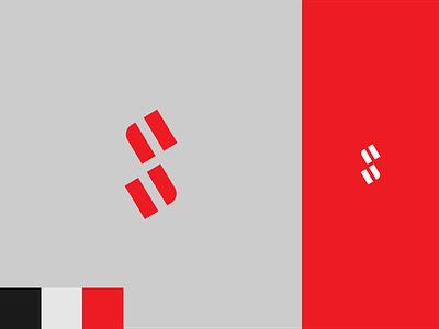 S and H Logomark Exploration logomark h s brand logo
