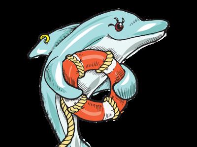 dolphinLifeguard