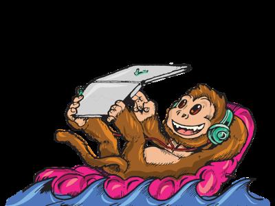 monkeyFloat