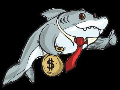sharkMoney