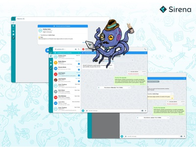 Sirena Web App