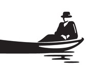 Man on the Water