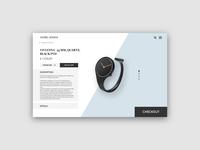 Daily UI: Single Product