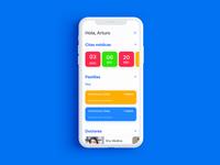 Medical Control App Concept